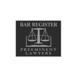 Bar Register Preeminent Lawyers