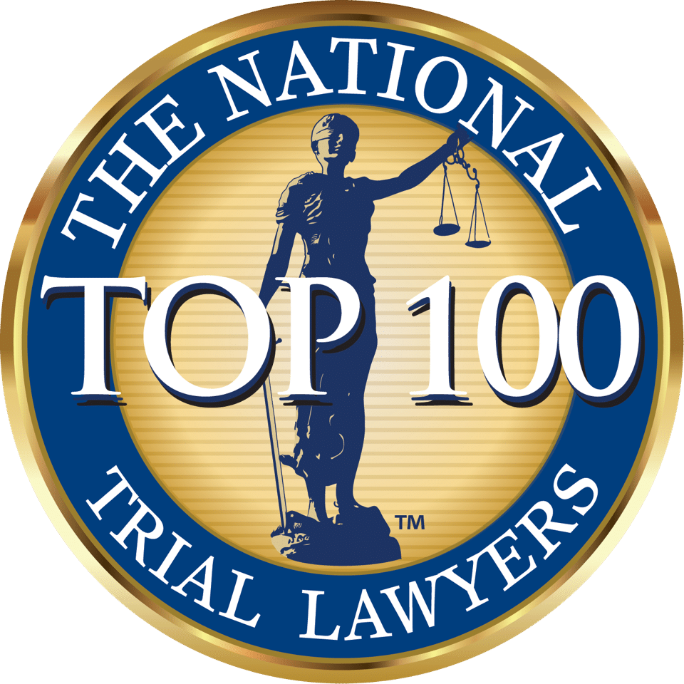 Ntl Top 100 Brass Badge