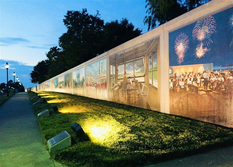 Paducah Wall to Wall Mural