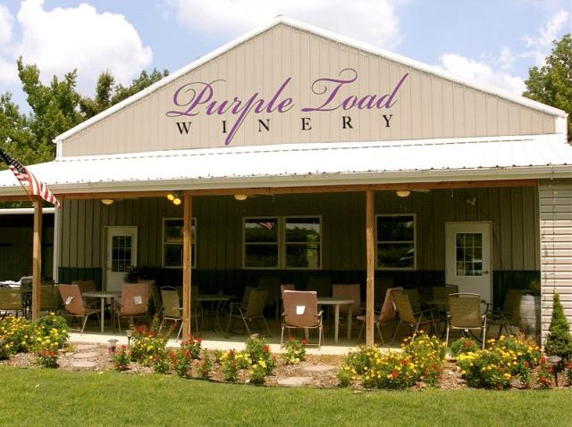 Purpletoad Winery