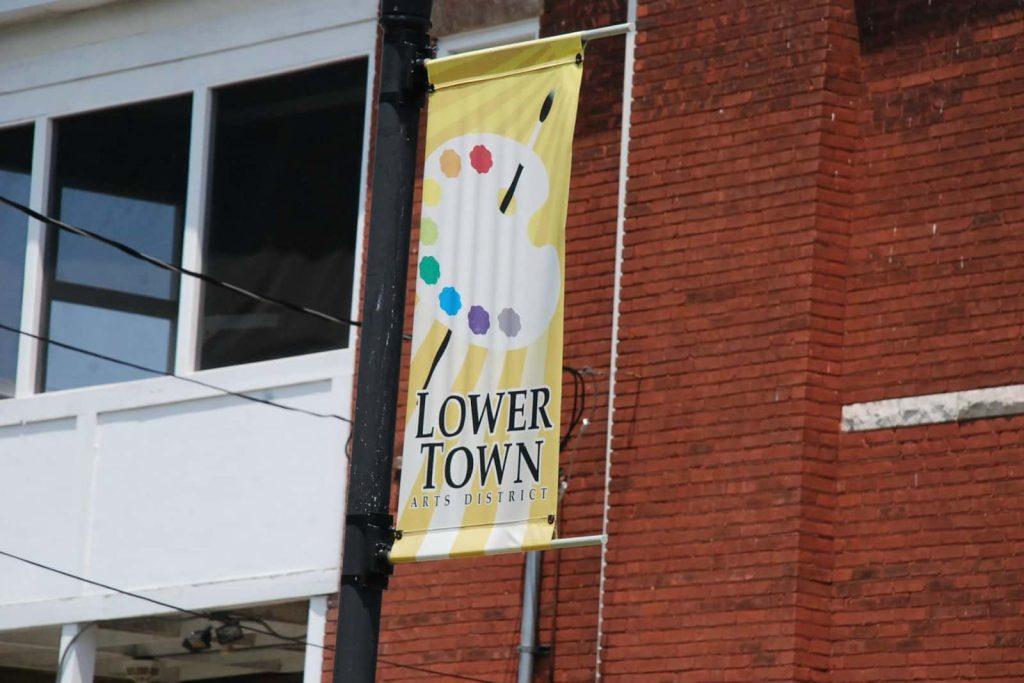 lowertown arts district