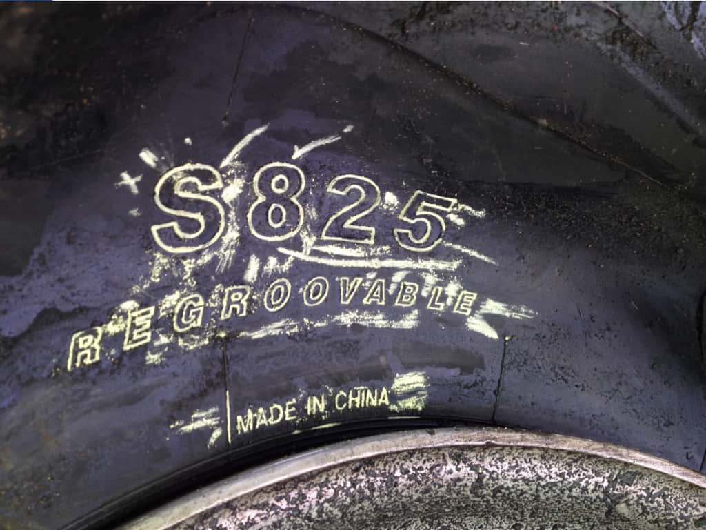 defective tire