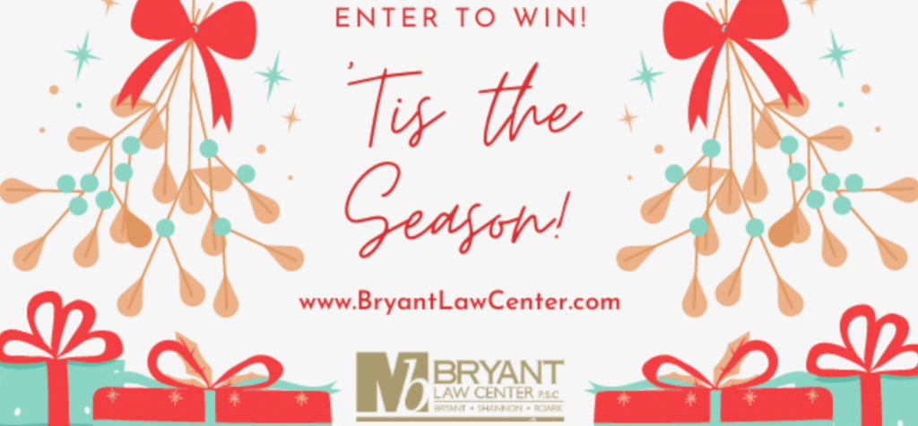 Bryant Law Center Christmas Giveaway